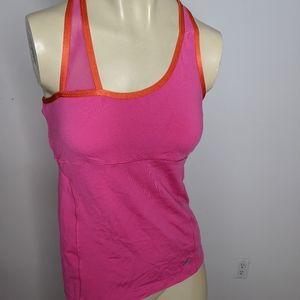 Alo Yoga Pink Workout tank shirt